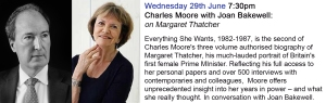 Charles Moore with Joan Bakewell_blurb